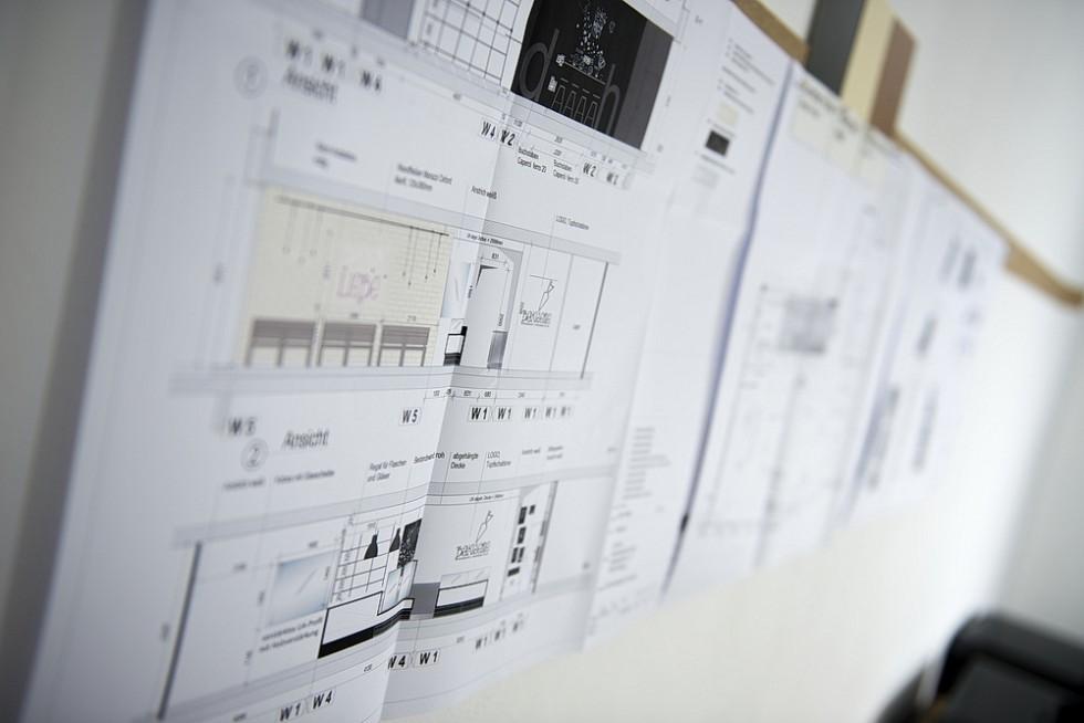 andrea may innenarchitektur | confiserie + café, würzburg, Innenarchitektur ideen