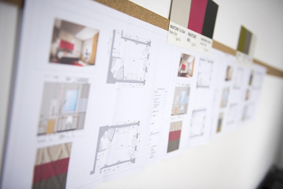 Andrea may innenarchitektur internationale hotelkette for Innenarchitektur studium innsbruck